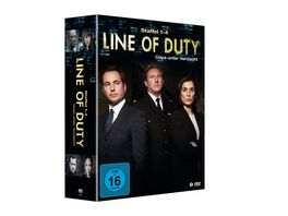 Line of Duty Cops unter Verdacht Staffel 1 4 9 DVDs