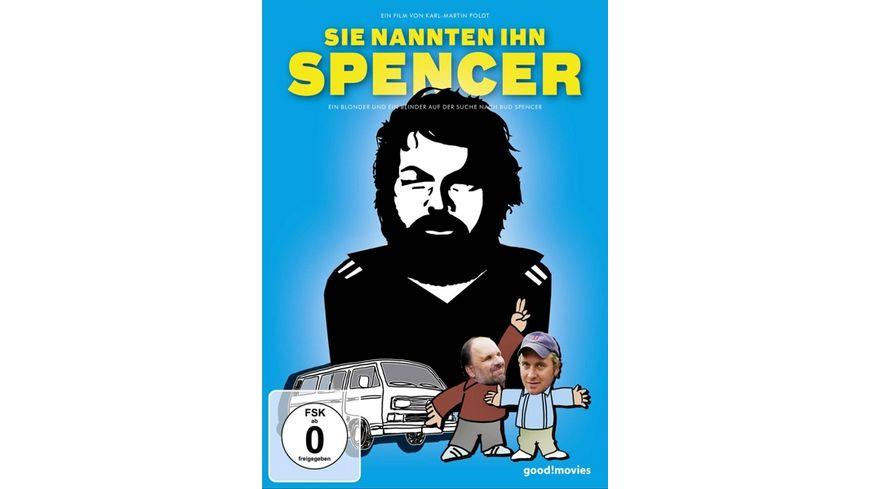 Sie nannten ihn Spencer 2 DVDs