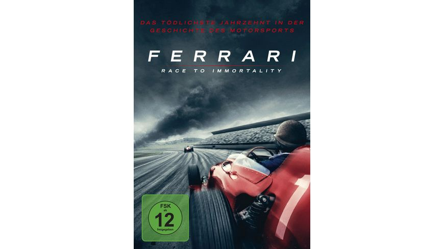 Ferrari Race to Immortality OmU