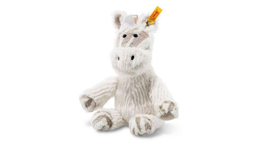 Steiff Soft Cuddly Friends Stripie Zebra 20 cm