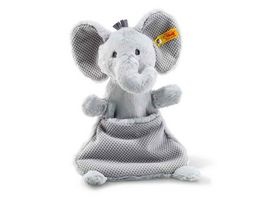 Steiff Soft Cuddly Friends Ellie Elefant Schmusetuch 27 cm