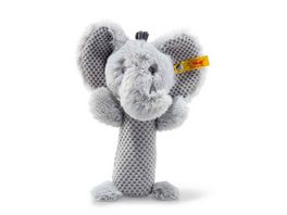 Steiff Soft Cuddly Friends Ellie Elefant Rassel 15 cm