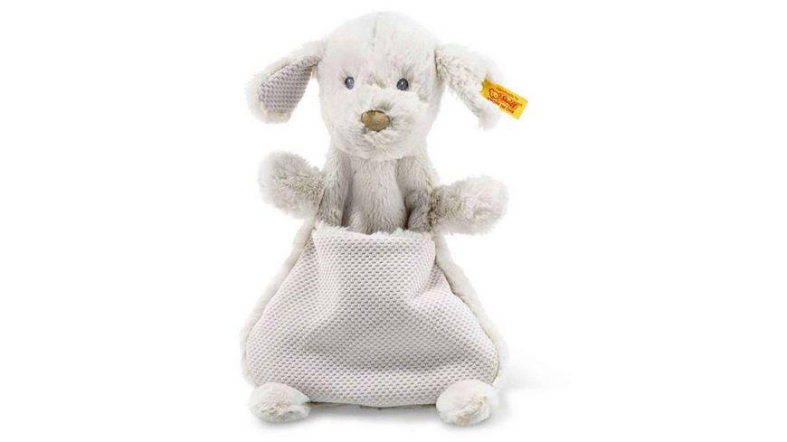 Steiff Soft Cuddly Friends Baster Hund Schmusetuch 27 cm