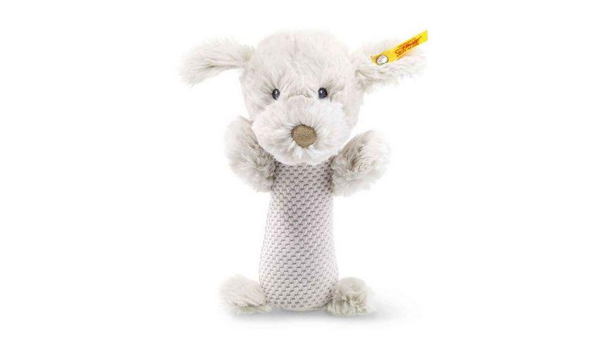 Steiff Soft Cuddly Friends Baster Hund Rassel 15 cm