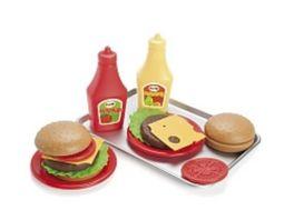 dantoy Spielzeug Hamburger Set im Netz