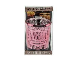 H H Metallics Kerze Angela