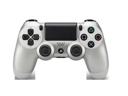 PS4 Controller Dualshock 4 Silber