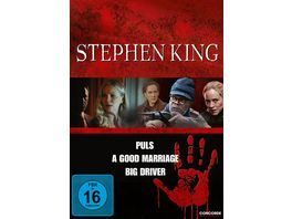 Stephen King Collection 3 DVDs