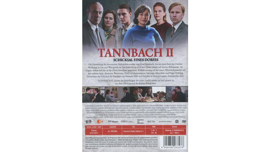 Tannbach 2 Schicksal eines Dorfes 2 DVDs