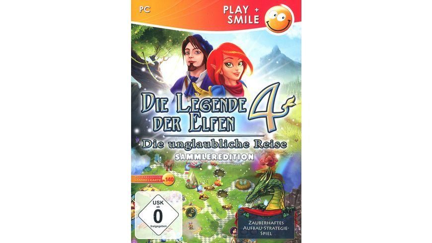 Die Legende der Elfen 4 Die unglaubliche Reise
