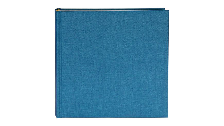 goldbuch Fotoalbum Summertime hellblau 25x25 cm