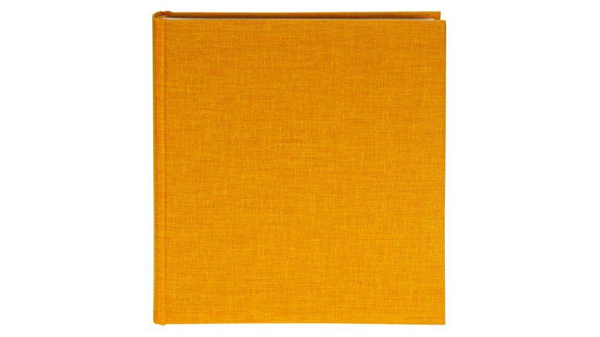 goldbuch Fotoalbum Summertime gelb 30x31 cm