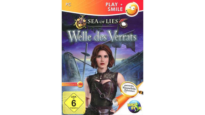 Sea of Lies Welle des Verrats