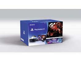 Playstation VR Brille inkl Gran Turismo Sport