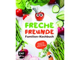 Freche Freunde Familien Kochbuch