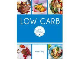 Low Carb Die 80 besten Rezepte