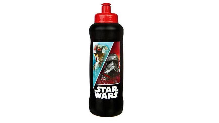 Undercover Star Wars 8 Trinkflasche 450 ml