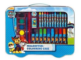 Undercover Paw Patrol Malkoffer 41 tlg