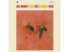 Jazz Samba Ltd Edition 180gr Vinyl