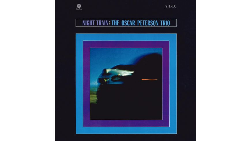 Night Train Ltd Edition 180gr Vinyl