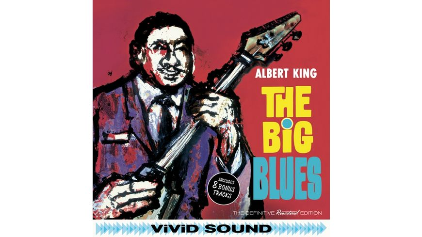 The Big Blues 8 Bonus Tracks
