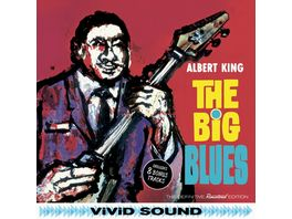 The Big Blues 8 Bonus Tracks