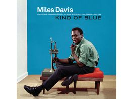 Kind Of Blue Ltd Edition 180 GR Vinyl