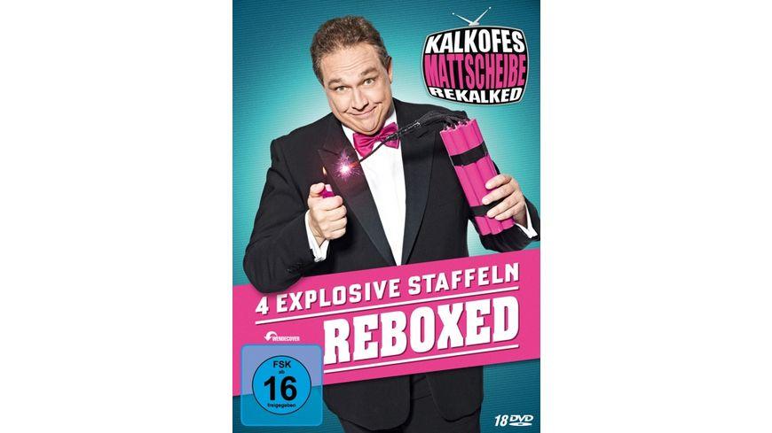 Kalkofes Mattscheibe Rekalked Reboxed