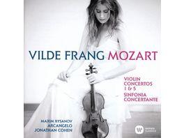Violinkonzerte 1 5 Sinfonia concertante