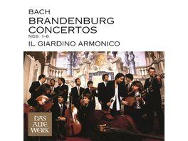 Brandenburgische Konzerte 1 6