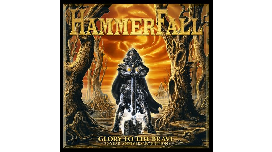 Glory To The Brave 20 Year Anniversary Edition
