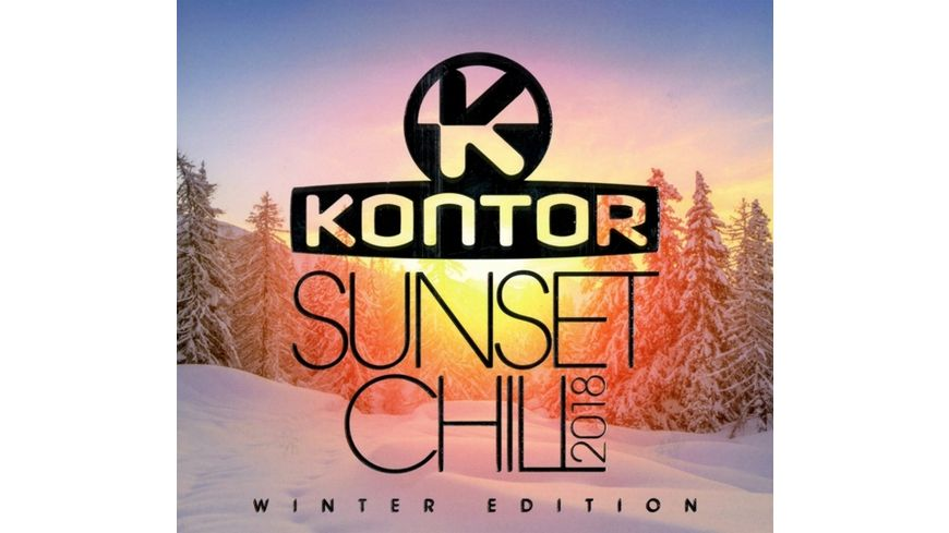 Kontor Sunset Chill 2018 Winter Edition