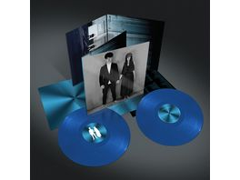 SONGS OF EXPERIENCE LTD BLUE 2LP
