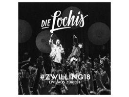Zwilling18 Live aus Zuerich