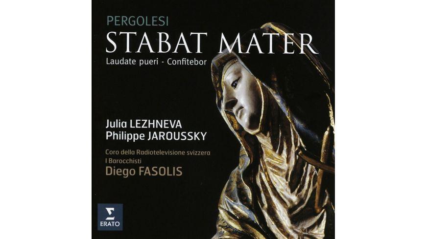 Stabat Mater Laudate Pueri Dominum Confitebor