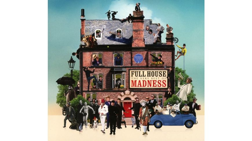 Full House The Very Best of Madness