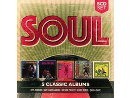 5 Classic Albums Soul