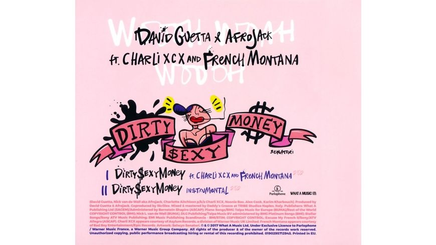 Dirty Sexy Money 2 Track