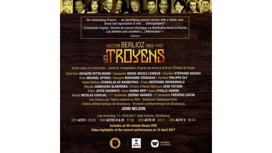 Die Trojaner Les Troyens