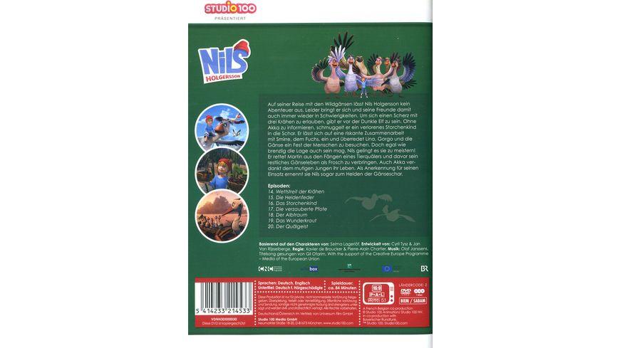 Nils Holgersson CGI DVD 3 Die Heldenfeder Episode 14 20