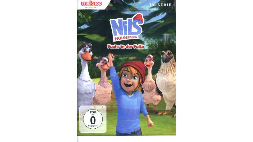 Nils Holgersson CGI DVD 4 Fuchs in der Falle Episode 21 26
