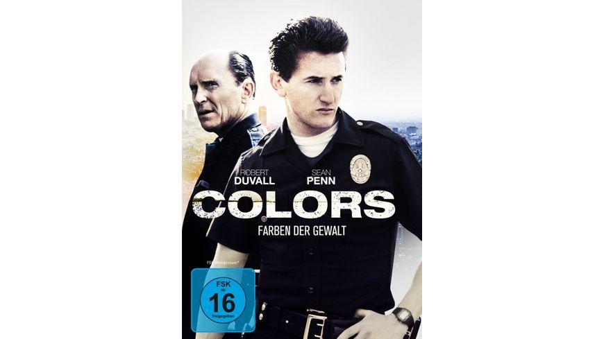 Colors Farben der Gewalt