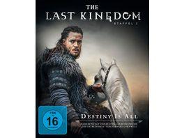 The Last Kingdom Staffel 2 Softbox 4 DVDs