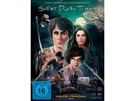 Super Dark Times Limited Mediabook 2 BRs