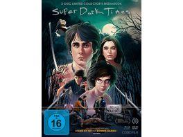 Super Dark Times Limited Mediabook 2 BRs