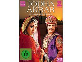 Jodha Akbar Die Prinzessin und der Mogul Box 2 Folge 15 28 3 DVDs