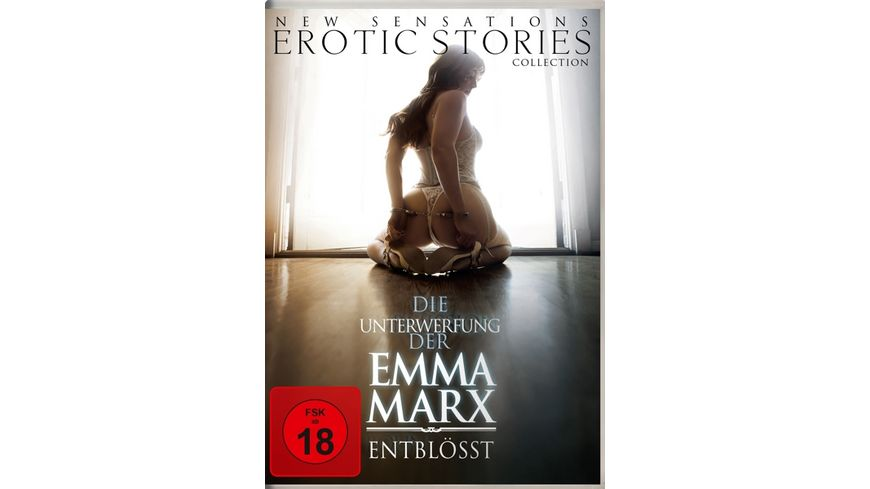 Die Unterwerfung der Emma Marx Entbloesst Teil 3 der Emma Marx Trilogie