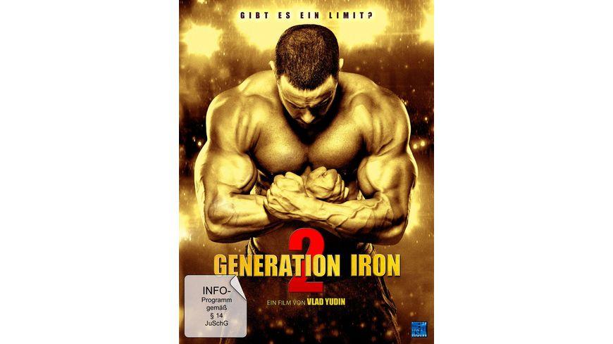 Generation Iron 2 LE