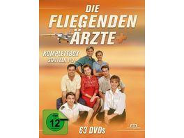 Die fliegenden Aerzte Komplettbox 63 DVDs