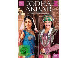 Jodha Akbar Die Prinzessin und der Mogul Box 3 Folge 29 42 3 DVDs